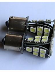1156/1157 / t20 / t25 5050-18smd Autoheckbremslicht Blinker Rückfahrscheinwerfer Seitenmarkierungsleuchte, weiß, blau, rot, gelb