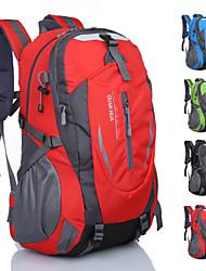 40 L sac à dos Camping & Randonnée OutdoorEtanche / Sac de cruche intégré / Résistant à la poussière / Multifonctionnel / Y compris l'eau