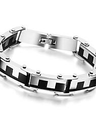 Vintage-Armband(Titanium Staal