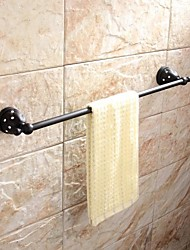 Bathroom Oil Rubbed Bronze SingleTowel Bar