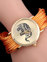 Women's Fashionable Watch Rope Band Cool Watches Unique Watches