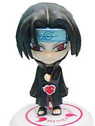 Naruto Sasuke Uchiha 7CM Figuras de Ação Anime modelo Brinquedos boneca Toy