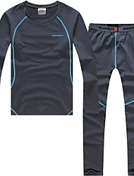 Men Sport Casual Outdoor Quick-drying Underwear Set Suits Climbing Hiking Wading Fishing Running Suits Clothing