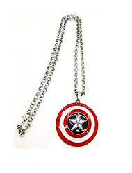 Captain America Shield collier cosplay film accessoire