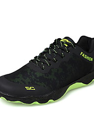 Men's Basketball Shoes Tulle Black / Yellow / Green