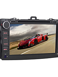 Auto DVD-Player-Toyota-8 Zoll-1024 x 600