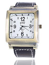 Xu™ Men's Fashionable Outdoor Sports Square Quartz Watch Wrist Watch Cool Watch Unique Watch