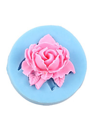 Flower Shaped Fondant Cake Chocolate Silicone Molds,Decoration Tools Bakeware
