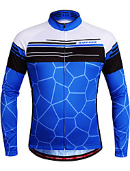 Wosawe Bike/Cycling Sweatshirt / Jersey / Tops Women's / Unisex Long SleeveBreathable / Moisture Permeability / Quick Dry / Anatomic