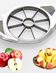 Stainless Steel Apple Slicer Fruit Vegetable Tools Kitchen Accessories Easy Cutter Slicer Apple Peeler