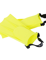 Diving Fins Rubber Blue