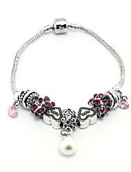 Women Fashion Pearl DIY Bracelets