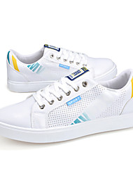 Men's Shoes Casual  Fashion Sneakers Blue / White