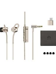Huawei am185 círculo auriculares originales de hierro ruido híbrido ANC cancelación de re-chargerable auriculares de teléfonos Huawei