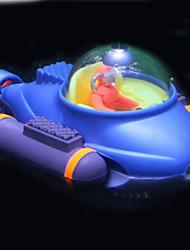 Оформление аквариума Орнаменты / Морской конек Искусственная / Нетоксично и без вкуса Пластик