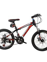 """fietsen 21 versnellingen dubbele schijfremmen 20 """"mountainbike aluminiumlegering"""