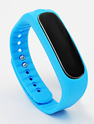 "Activity Tracker Sport Smart watch E02 0.91""OLED Wearable Wristband Bluetooth4.0 Sleep Tracker Pedometer For Android/iOS"