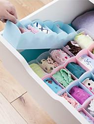 Skladovací krabice Umělá hmota svlastnost je Cestování , Pro Spodní prádlo