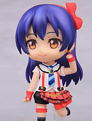 Love Live Anime Action Figure 10CM Model Toy Doll Toy
