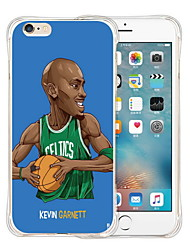 Will Not Give You The Ball Soft Transparent Silicone Back Case for iPhone 6/6S (Assorted Colors)
