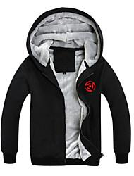 Naruto Black,Gray Cotton Cosplay Coat