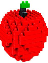 para presente Blocos de Construir Plástico Todos Vermelho Brinquedos