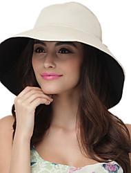 Unisex Sombrero para el sol Vintage / Bonito / Fiesta / Trabajo / Casual-Primavera / Verano / Otoño / Todas las Temporadas-Mezcla de