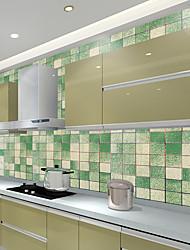 cozinha / banheiro proteção adesivos à prova de petróleo / ferramentas, alumínio