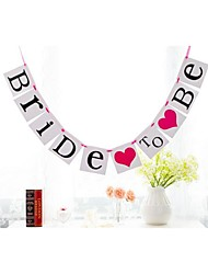 Bride To Be Wedding Banner Bride Garland Wedding Sign Photo Prop