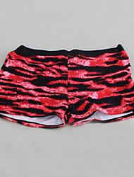 Men's Polyester Floral / Animal Swim Shorts
