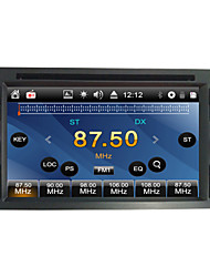 "6.2""2Din Touch Screen In Dash Car DVD Play with BT,Video,AM/FM,RDS,IPOD"