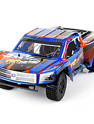 Truggy WLToys L222 1:12 Brushless Electric RC Car 60KM/H 2.4G Blue / Red Ready-To-GoRemote Control Car / Remote Controller/Transmitter /