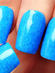 Ekbas Blue Matte Nail Glue 16ML Nail Polish