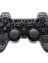 SIXAXIS DualShock3 bluetooth joystick inalámbrico recargable gamepad controlador para ps3
