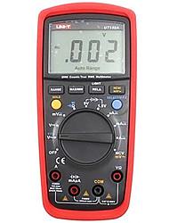 uni-t ut139a vermelha para multímetros digitais professinal