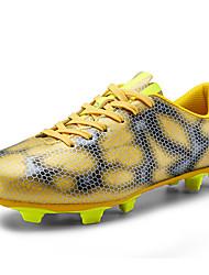 Fußball Herren / Unisex / Damen Schuhe Kunststoff Grün / Silber / Grau / Gold