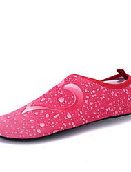 Women's Upstream shoes/ Bathing Shoes/ Fitness Shoes Satin Blue / Fuchsia