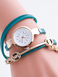 Women's European Style Hot Retro Fashion Wrapped Bracelet Watch Cool Watches Unique Watches