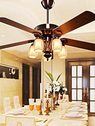 Ventilador de teto ,  Contemprâneo Outros Característica for Designers MetalSala de Estar Quarto Sala de Jantar Cozinha Quarto de