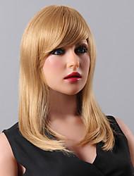 macio de alta qualidade capless longo mono top Remy virgem perucas de cabelo humano em linha reta 8 cores para escolher