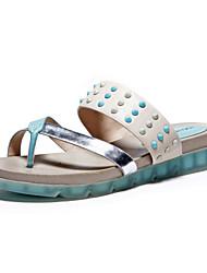 Aokang Women's Flat Heel Slippers