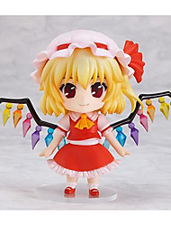 TouHou Project Flandre Scarlet PVC 9cm Anime Action Figures Model Toys Doll Toy 1 Pc