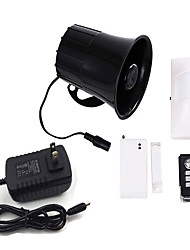 125db Buzzer Speaker Wireless Alarm Siren Horn And Home Security Protection System