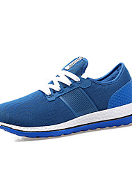 Men's Air Mesh Breathable Running Shoes non-slip MD Soles Men's Casual Sneakers