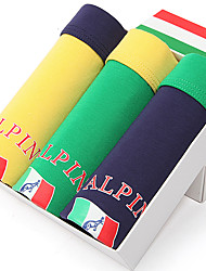 L'ALPINA Herren Modal Kurze Boxershorts 3 / box - 21106
