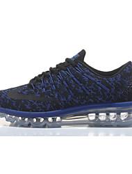 nike air max flyknit loopschoenen trainers sneakers zwart / groen / rood / wit