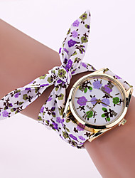 L.WEST Innovative fashion bag is small broken flower ladies watch Cool Watches Unique Watches