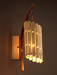 AC 100-240 MAX 60W E26/E27 Rústico Pintura Característica for Estilo Mini,Luz de Baixo Lâmpadas de Parede Luz de parede