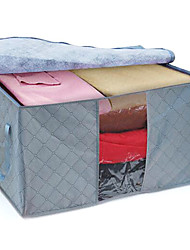Bamboo Charcoal Clothes Quilt Storage Boxes