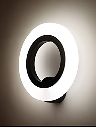 Circular Personality Contracted wall lamp Setting Wall lamp